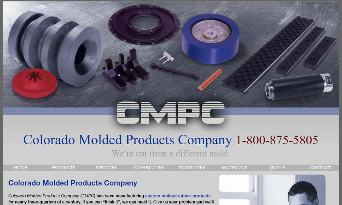 Colorado Molded Products Co.