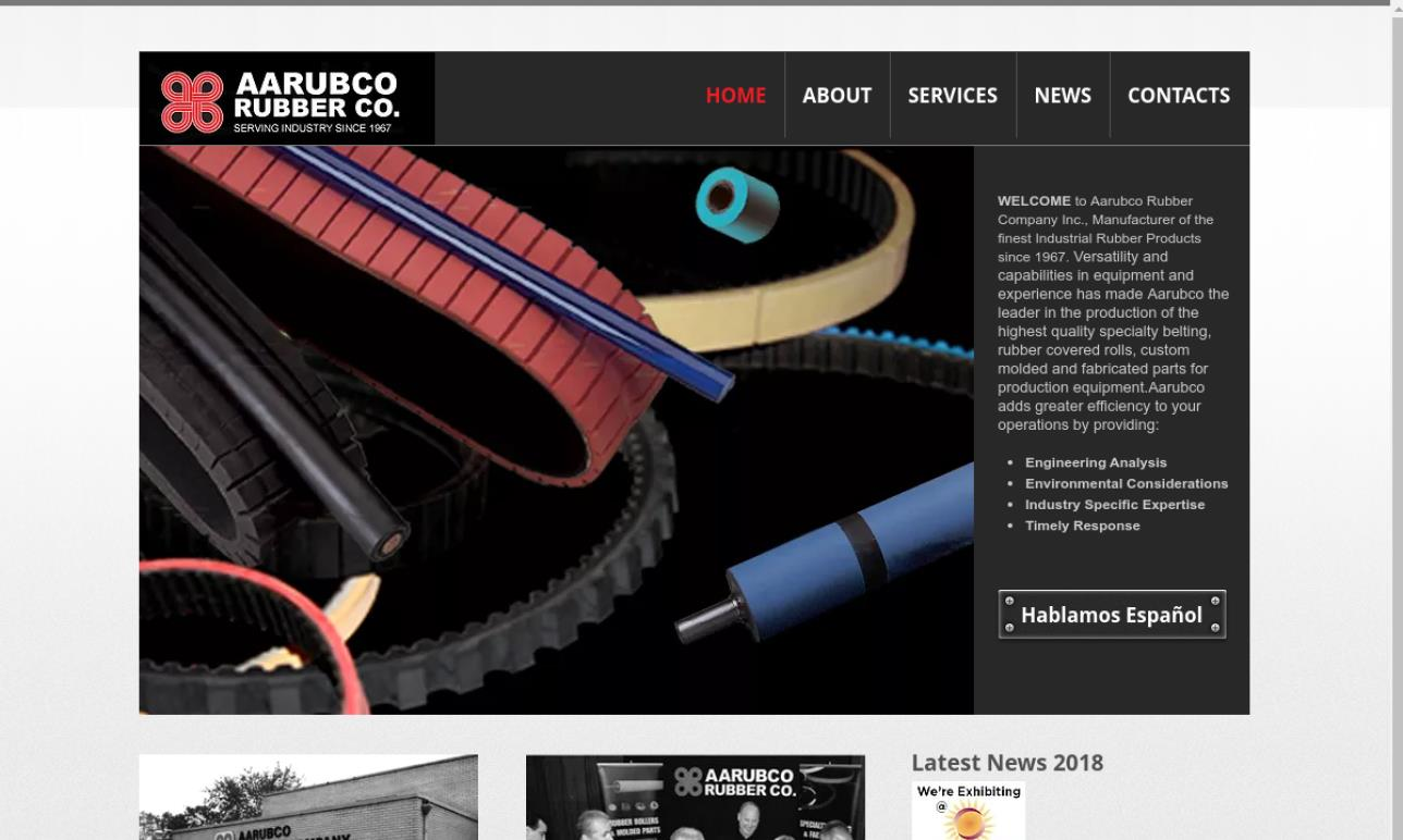 Aarubco Rubber Company