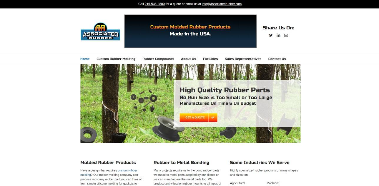 Associated Rubber, Inc.