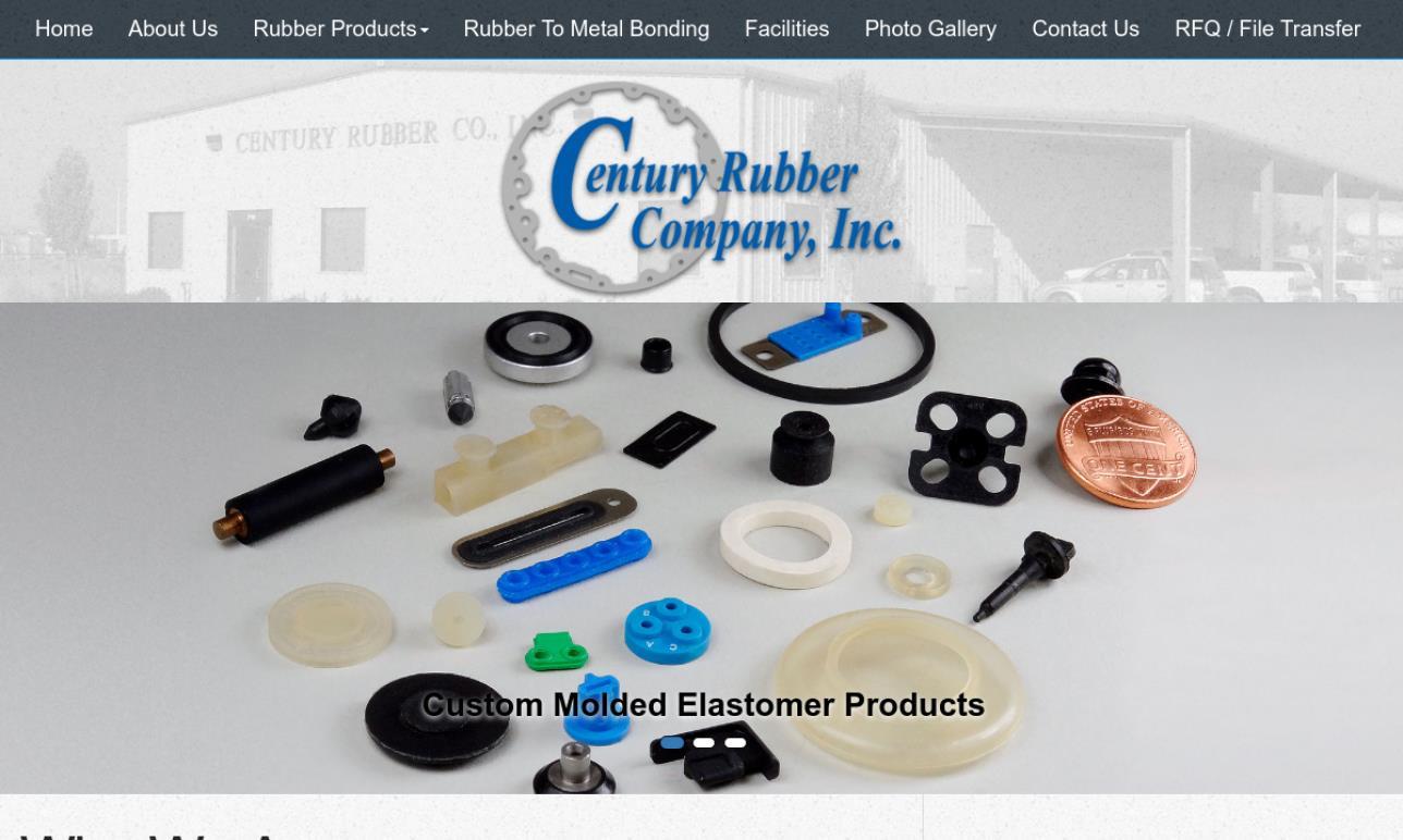 Century Rubber Co., Inc.