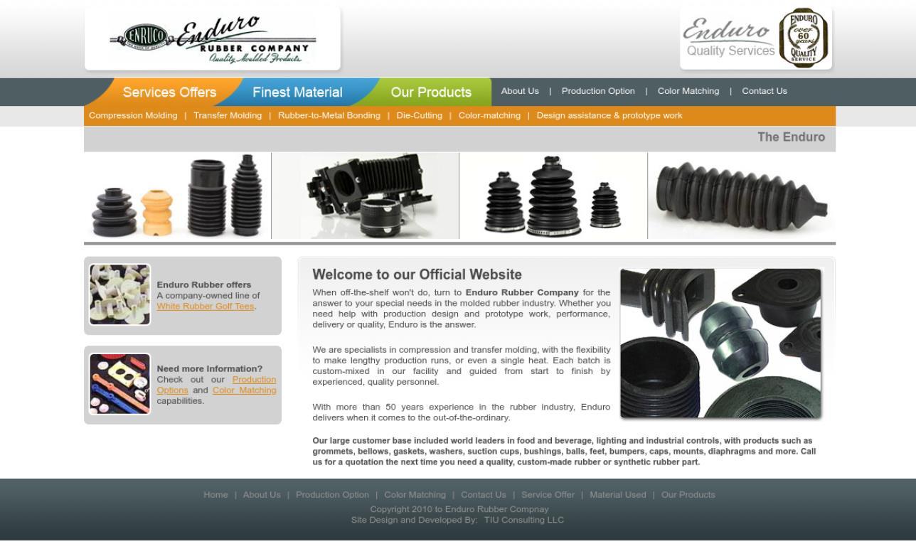 Enduro Rubber Company