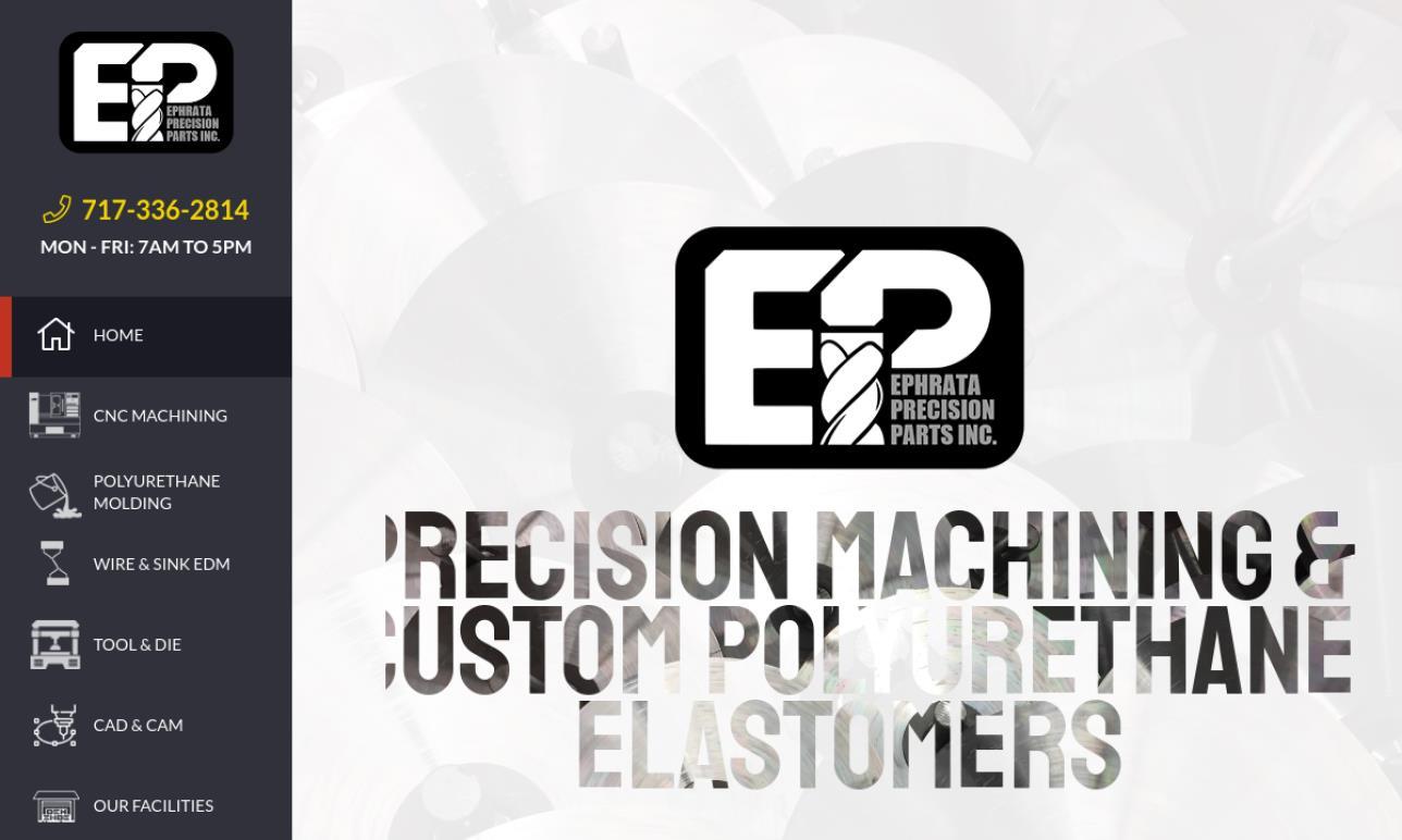 Ephrata Precision Parts, Inc.