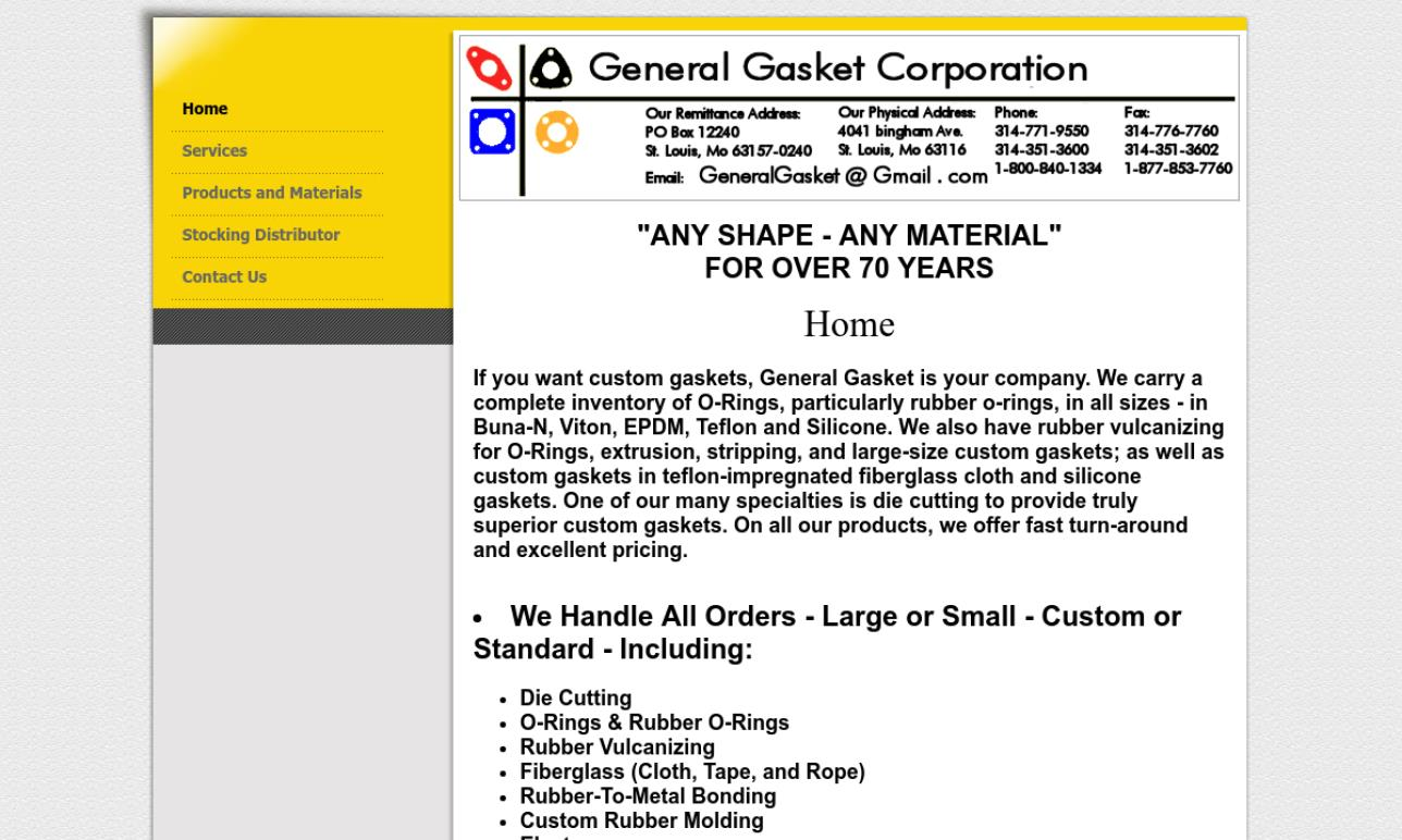 More Rubber to Metal Bonding Company Listings