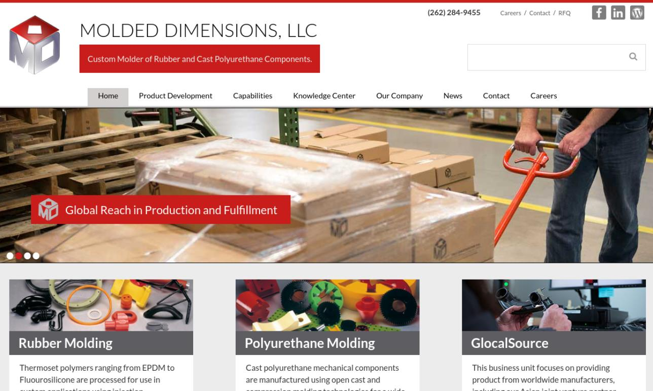 Molded Dimensions, Inc.