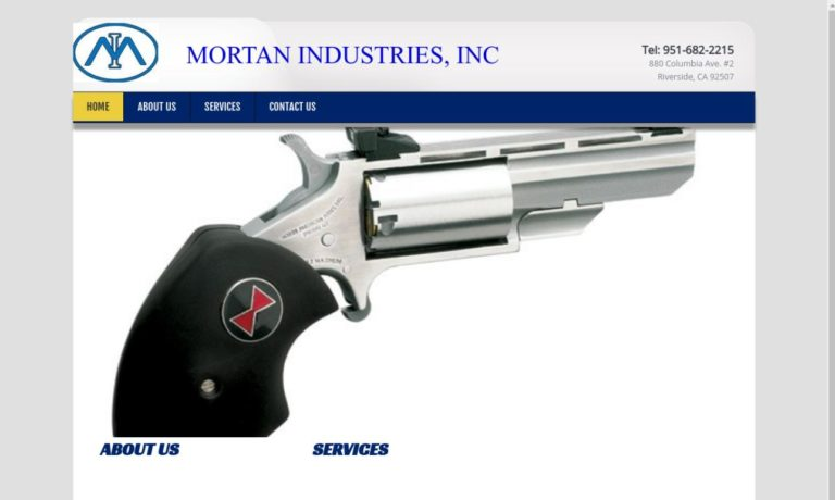 Mortan Industries, Inc.