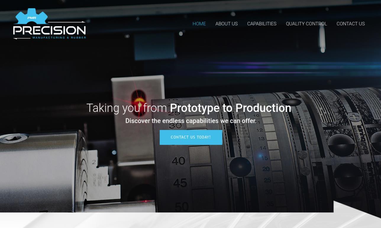 Precision Manufacturing & Rubber