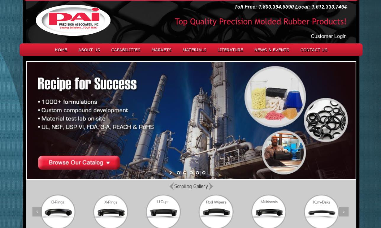 Precision Associates, Inc.