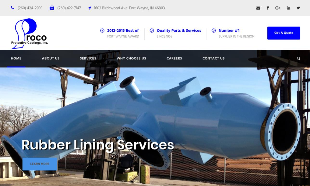 Protective Coatings, Inc.