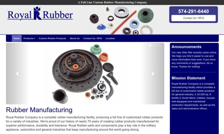 Royal Rubber Company