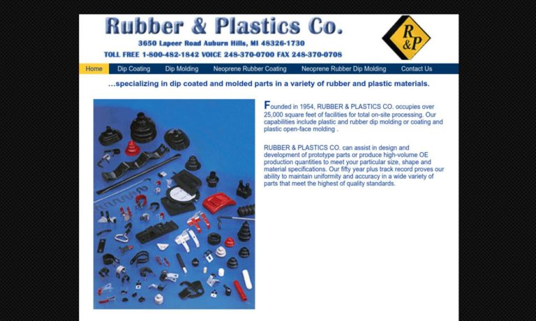 Rubber & Plastics Co.