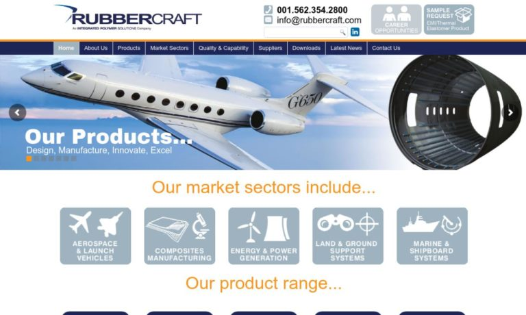 Rubbercraft Corporation of California
