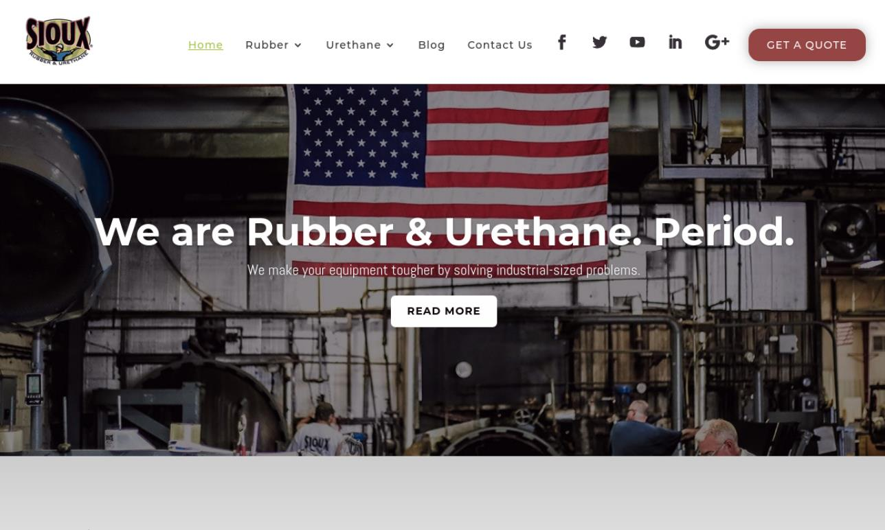 Sioux Rubber & Urethane