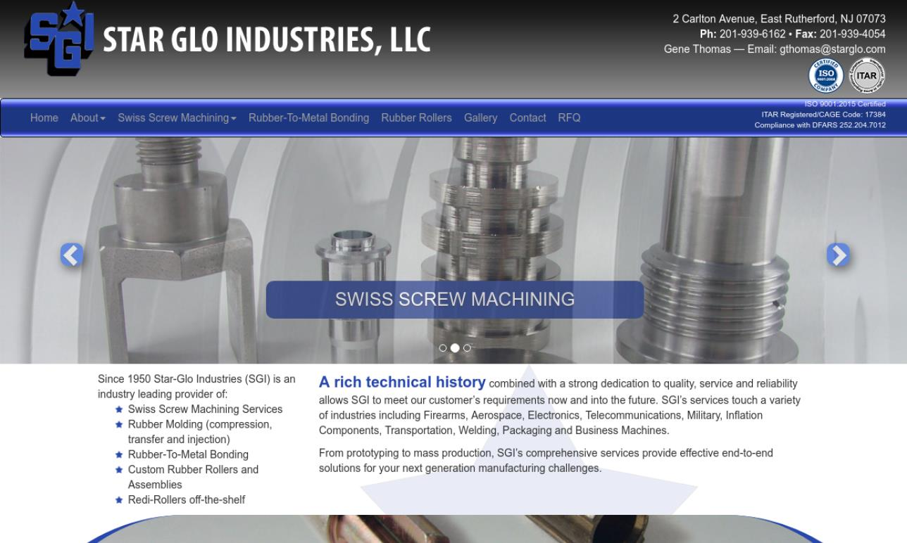 Star Glo Industries, Inc.